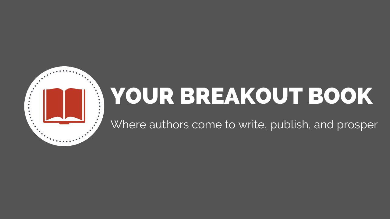 Your Breakout Book banner